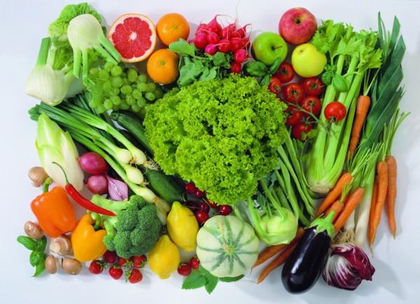 русская кухня и овощи