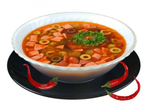 рецепт солянка и история блюда