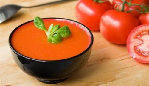 рецепт холодник из помидоров