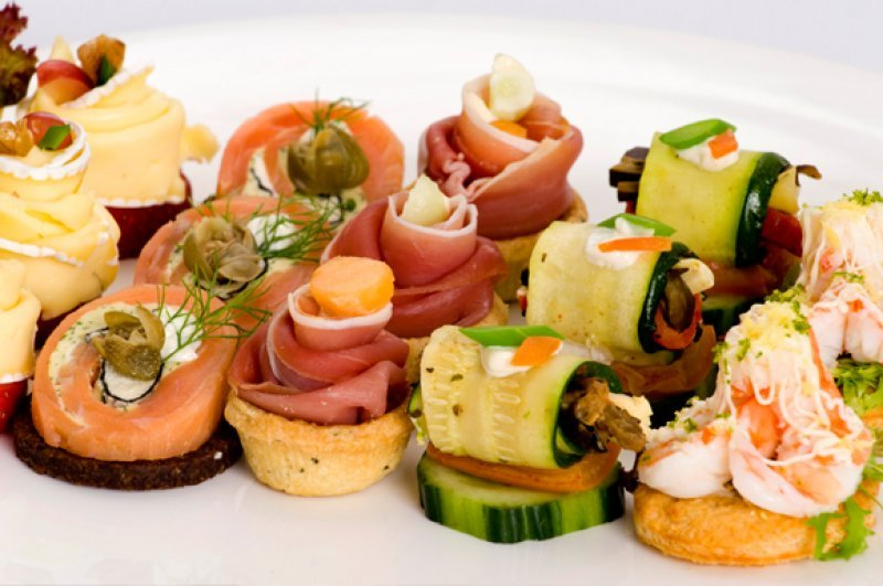 for Hot canape ideas