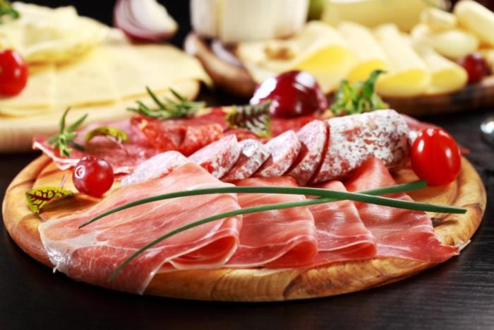 колбаса и сыр фото-02