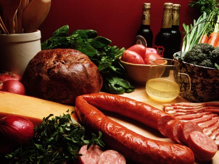 колбаса и сыр фото-12
