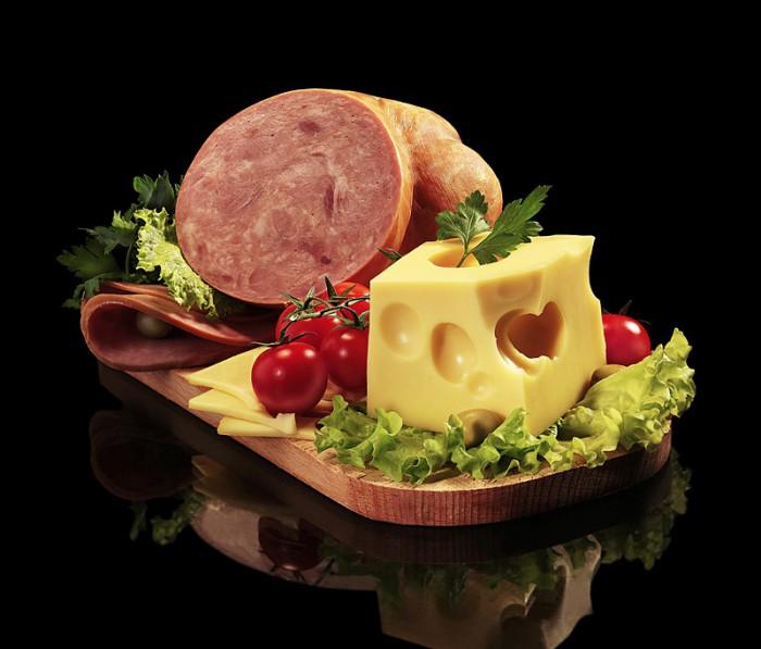 колбаса и сыр фото-14