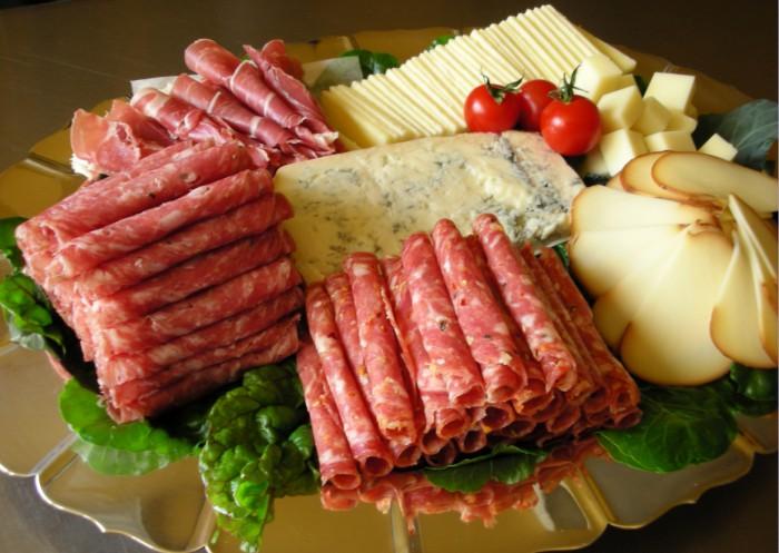колбаса и сыр фото-16