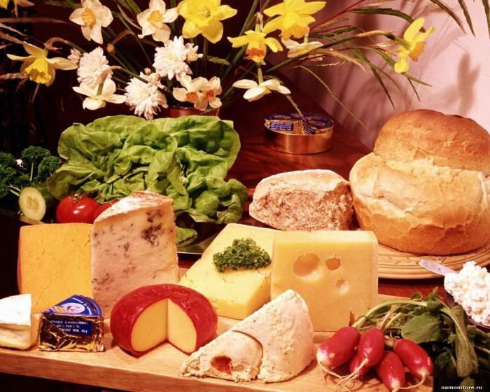 колбаса и сыр фото-18