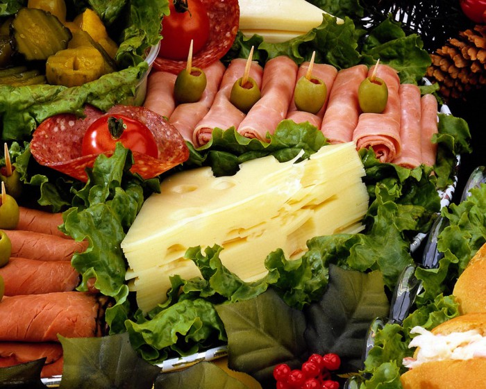колбаса и сыр фото-21