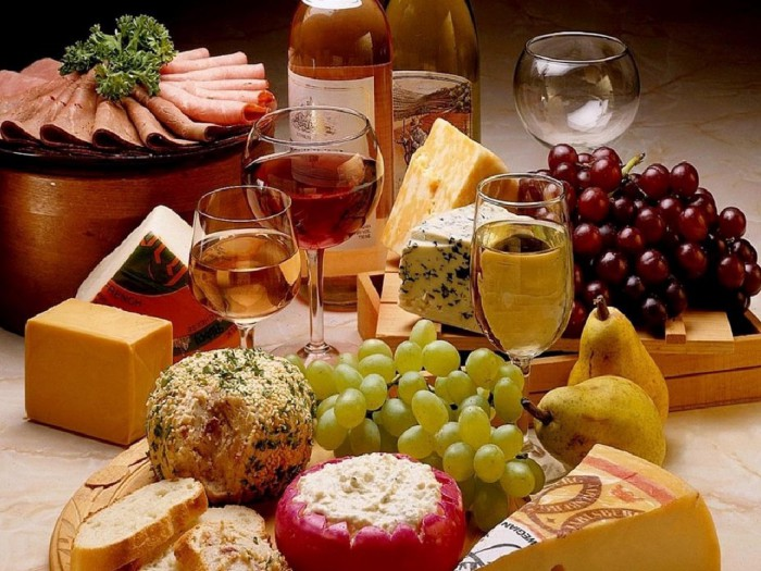 колбаса и сыр фото-22