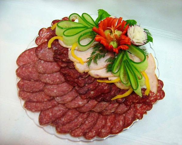 мясные и колбасные нарезки-17