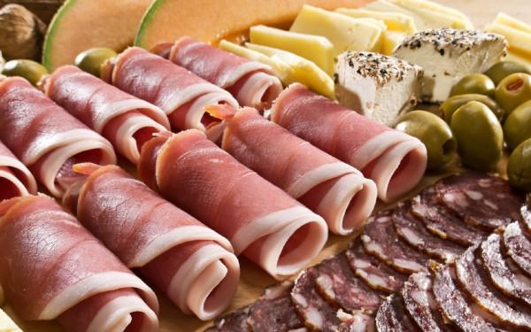 мясные и колбасные нарезки-23