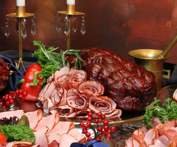 мясные и колбасные нарезки-24