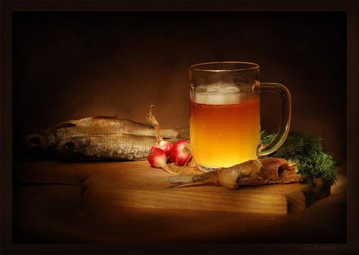 натюрморты с пивом-11