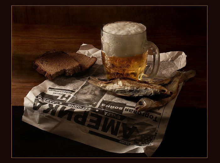 натюрморты с пивом-16