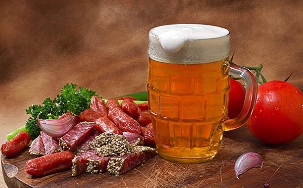 натюрморты с пивом - 18