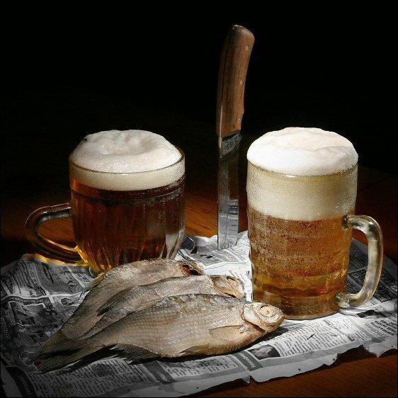 натюрморты с пивом - 27
