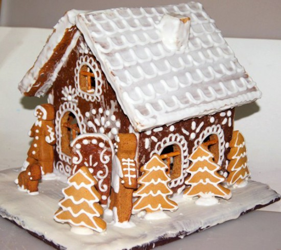 пряничный домик -10