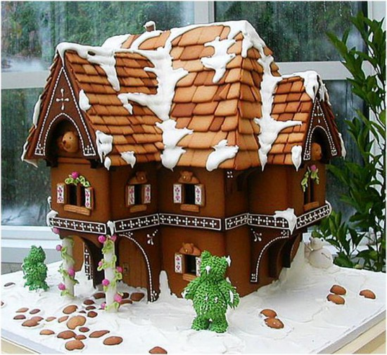 пряничный домик -15