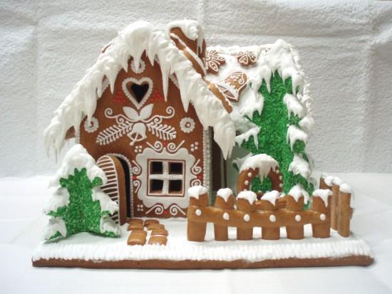 пряничный домик -16