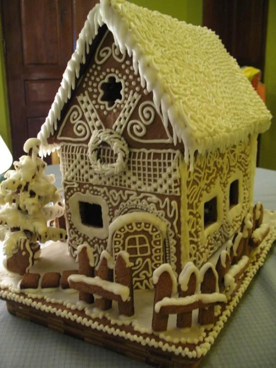пряничный домик -19