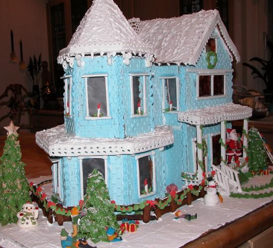 пряничный домик -20