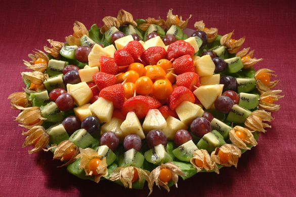 украшение блюд на новый год-07