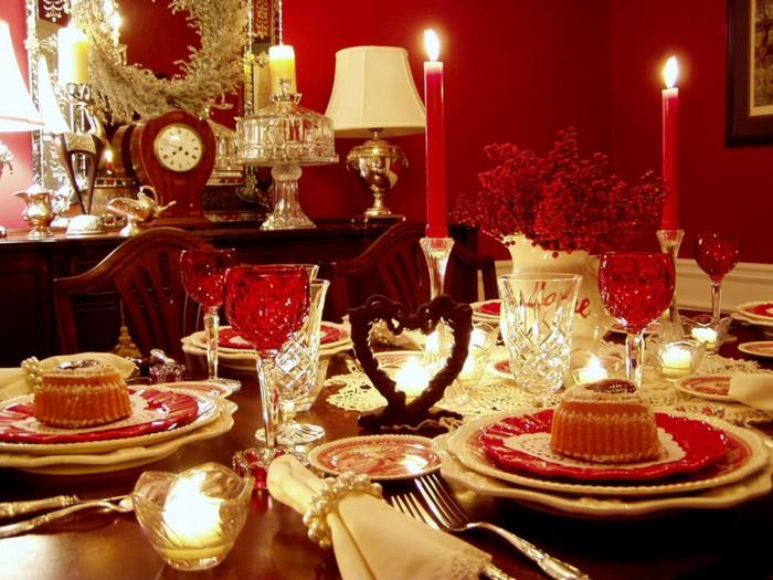 украшение блюд на новый год-14