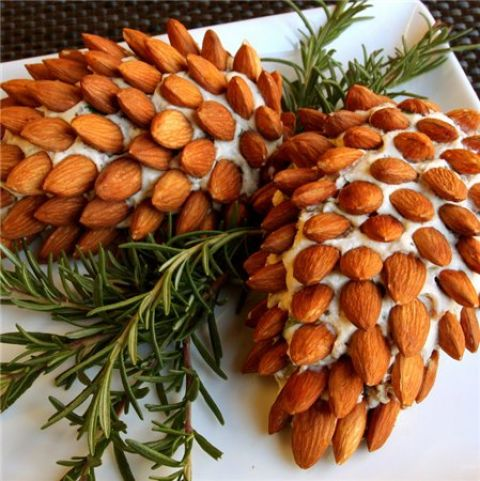 украшение блюд на новый год-17