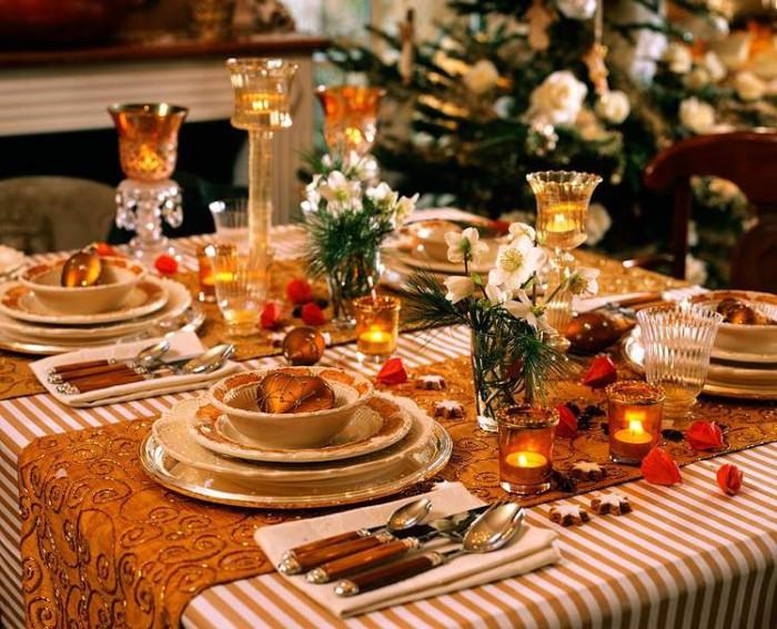 украшение блюд на новый год-20