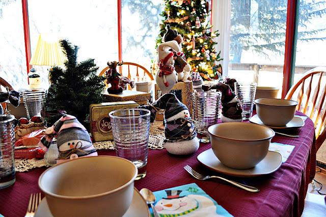 украшение блюд на новый год-27