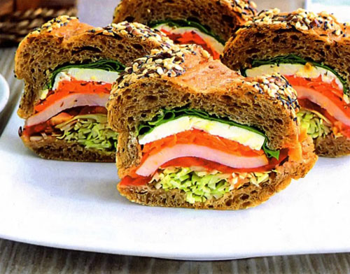 бутерброды фото -44