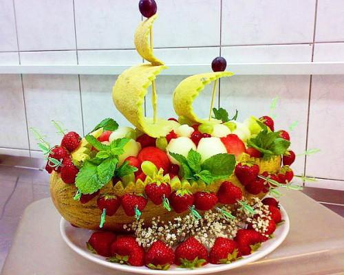 фруктовая нарезка-16