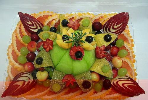 фруктовая нарезка-21