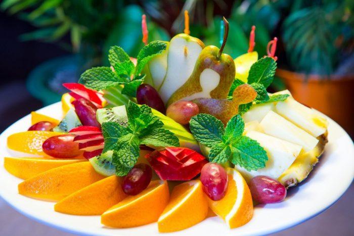 фрукты нарезка фото -26