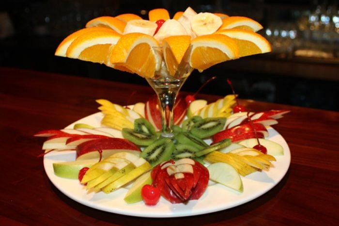 фрукты нарезка фото -28