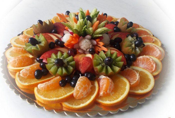 фрукты нарезка фото -29