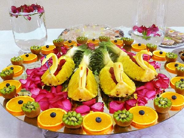 фрукты нарезка фото -31