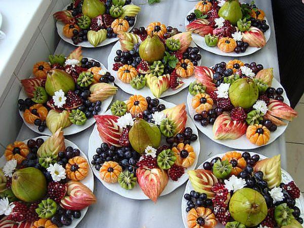 фрукты нарезка фото -32