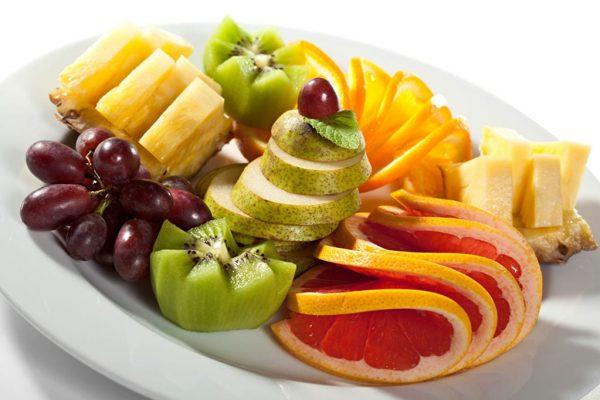 фруктовая нарезка фото - 40