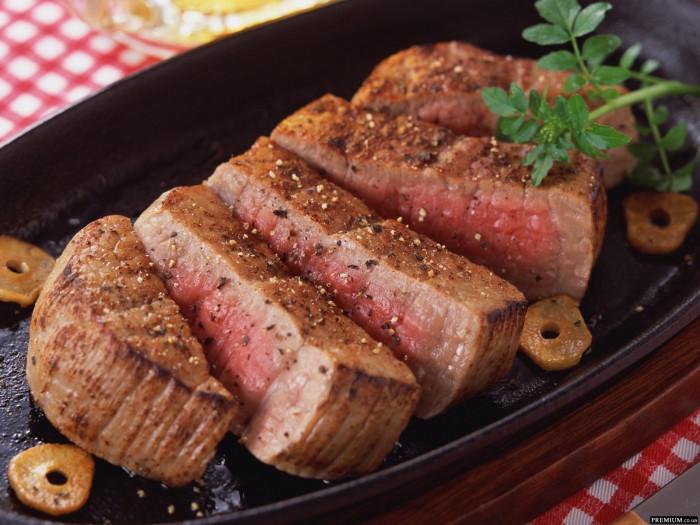жареное мясо фото -21