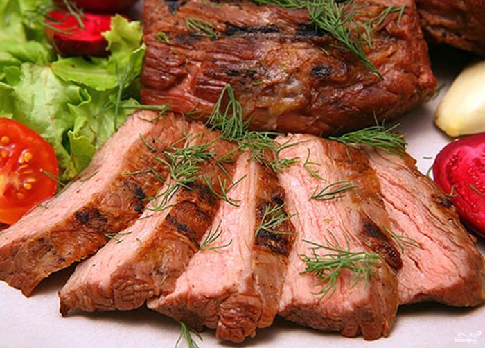 жареное мясо фото -02