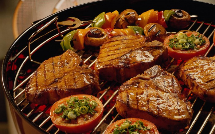 жареное мясо фото -13