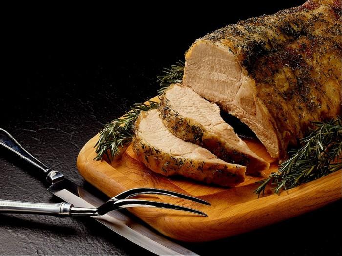 жареное мясо фото -17