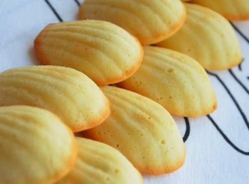 печенье рецепты печенье мадлен