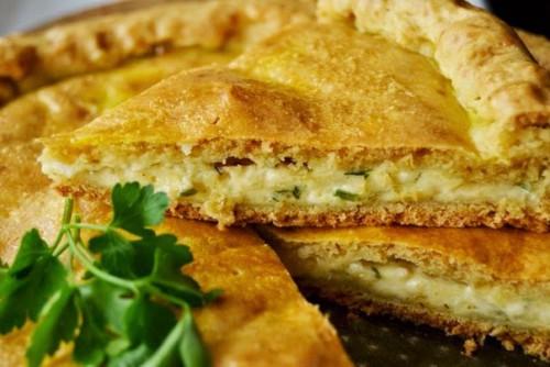 пироги рецепты пирог с сыром