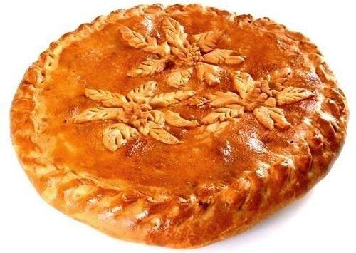 красивые пироги-19