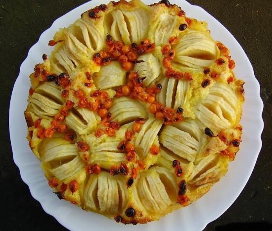 красивые пироги-21