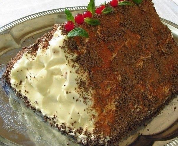 Рецепт изба торт