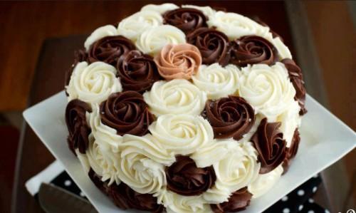 как украсить торт-04