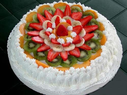 как украсить торт-10