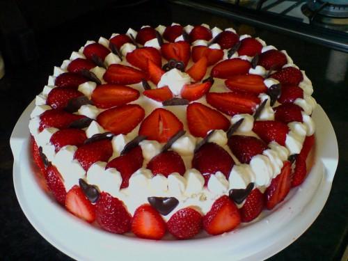 как украсить торт-12