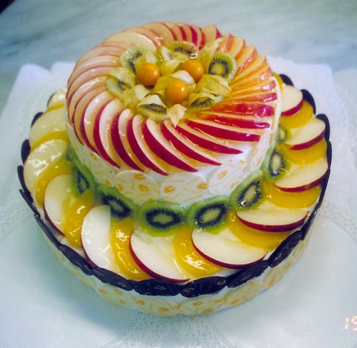 Как украсить торты дома рецепты с фото